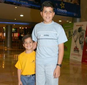 Ricardo y Alejandro Ibarra