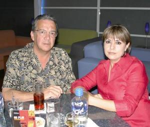 Alfonso Vega y Carmen Villa Jiménez.