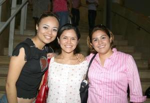 Alondra, Karla y Roxana