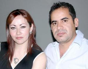 Patricia Esperón y José Manuel Peñaloza.