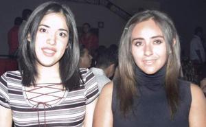 Maruza Guzmán y Cindy Reyna.