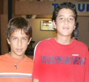 Antonio Gutiérrez y Jorge Iván González.