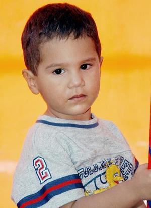José Faud Daniel Romo festejó su cumpleaños con un divertido convivio infantil que le organizaron sus papás, José Faud y Rosy Romo..