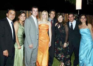 Francisco Suárez, Cecilia Betancourt, Roberto Graham, Nereida Coello, Nayeli Félix, Sergio Cruz, Armando Zurita y Yolanda Velázquez.
