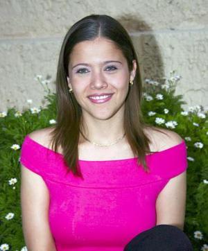 Ana sofía Martínez contraerá matrimonio con Héctor Raúl Guerra Garza, el próximo ocho de mayo.