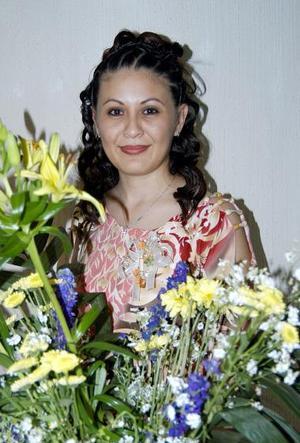 Beatriz Mireles Pámanes contraerá nupcias con Oswaldo Flores Delgado, el próximo ocho de mayo.