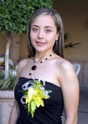 María Fernanda Jaime Rodríguez disfrutó de una despedida de soltera.