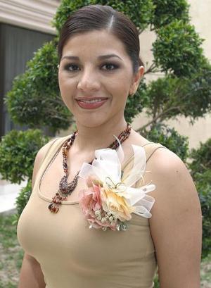 Melisa Alejandra Muñoz contraerá matrimonio con Omar Juárez.