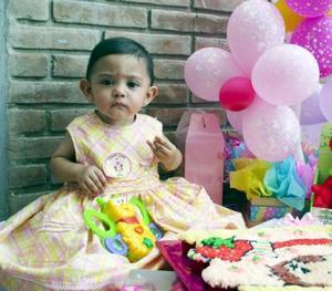 <u><b> 06 de mayo </u> </b><p> María Alejandra Marroquín Cisneros celebró su cumpleaños con un divertido festejo infantil.