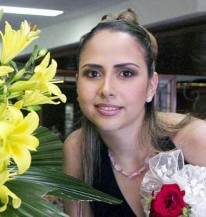<u><b> 06 de mayo </u> </b><p> Sambra Roxana Zavala Rocha en su festejo.