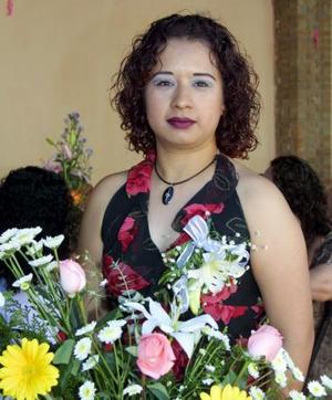 Lizeth Herrera Rubio contraerá matrimonio el próximo 31 de julio, con Germán Rodríguez Sánchez.