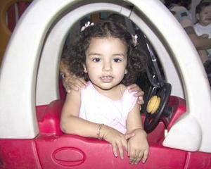 La pequeña Karen Aylin Leyva Hernández festejó su segundo cumpleaños., es hija de Eduardo Leyva  y Karina Hernández de Leyva.
