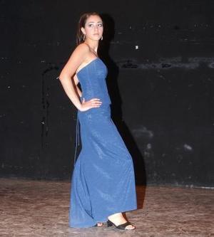 Candidata a Reina de las Flores Lerdo 2004