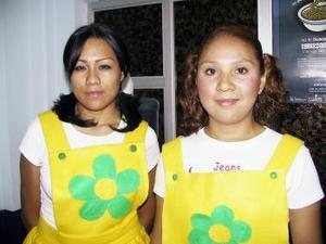 Liliana García, Esperanza de la Rosa y Jessica Acosta..