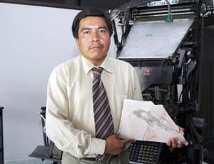 <u><b> 20 de mayo </u> </b><p> Rodolfo Hernández impartirá la conferencia Dinosaurios en Coahuila esta tarde.