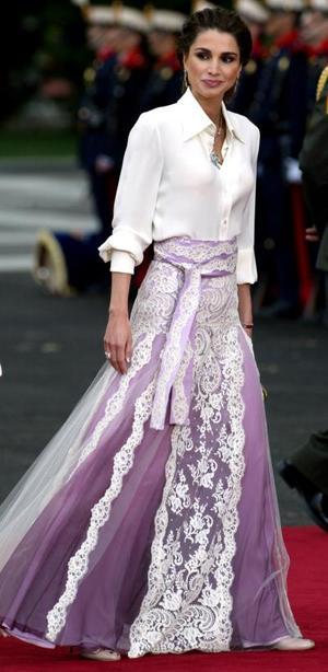 De periodista a princesa  Boda real en España