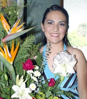 Diana Patricia Contreras Mejía contraerá matrimonio en fecha próxima y por tal motivo, disfrutó de una despedida de soltera.