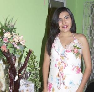 <u><b> 24 de mayo </u> </b><p>  Érika Judith Torres Zapata, fue despedida de su soltería con una agradable fiesta.