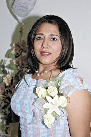 <u><b> 27 de mayo </u> </b><p> Mónica Guerrero contraerá matrimonio con Julio César Gómez