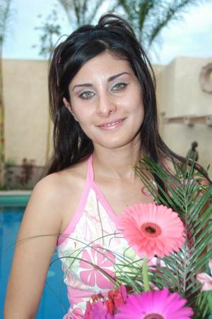 <u><b> 28 de mayo </u> </b><p>  Lissette Díaz Moreno fue despedida de su soltería en días pasados, por su próxima boda.