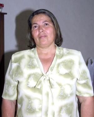 <u><b> 31 de mayo </u> </b><p>  Elsa Rojas de Silva festejó su cumpleaños, con un agradable convivio.