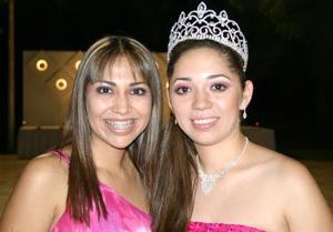 Arianna y Vanesa Flores Ramos.