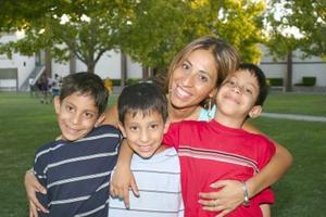 Alfonso, Raúl y Alejandro Llamas Enríquez festejaron sus respectivos cumpleaños, con un divertido convivio organizado por su mamá, Marielena Enríquez Fang