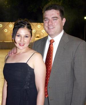 Felipe Anchondo y Gladys de Anchondo.