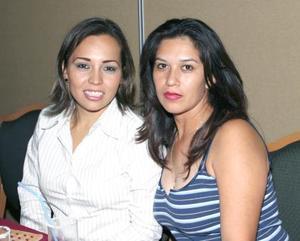 Jessica Hernández y Janeth Gallardo