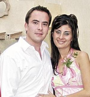 Carlos Leal Ancira y Lissette Díaz Moreno contraerán matrimonio en próximas fechas