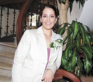 Bárbara Collier de la Marliere Marmolejo, contraerá matrimonio en breve.