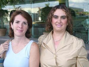 Diana Gutiérrez y Claudia de Gutiérrez.