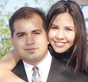 Alejandro Pimental Ramírez y Marcela Salazar Alcalá