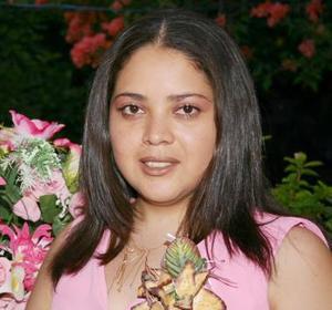 Esmeralda Arias Guerrero.