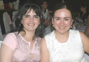 Mariana de Gidi y Cristina González