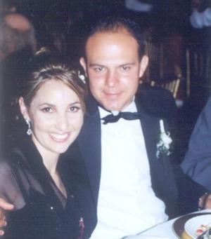 Mariana de Portilla y José Manuel Portilla.