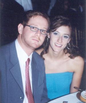 Rodolfo Murra y Cristina Sánchez.