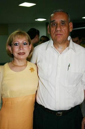 Rosa Elba Garza H. y Guillermo Ortiz R.