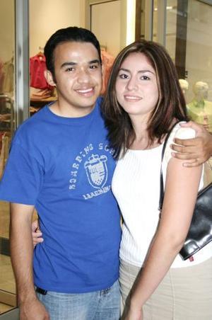 José Alfredo Quintero y Beatriz Adriana Rodríguez