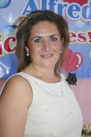 Hace unos días le ofrecieron una despedida de soltera a Emma Graciela Aragón.