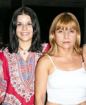 Ana Laura Favela Bermejo y Ana Cecilia Bermejo.