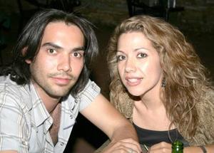Jorge Ramos e Irene Gama.
