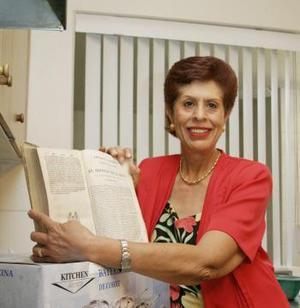 María Patricia Anaya de Pedromo.