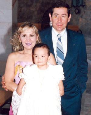 Lic. Emilio Esquivel Hernández y Susana Ayala de Esquivel padrinos de Derek y Arturo Torres Tapia