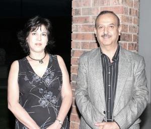 Liliana Acuña y Óscar Rodríguez.