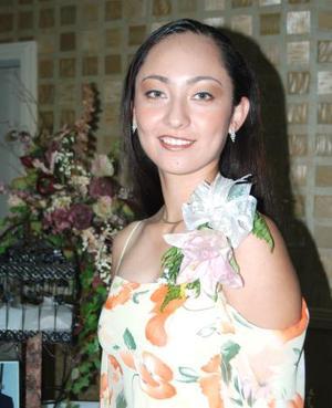 Analilia Chavarría Limón contraerá matrimonio con Roberto González Rodríguez y por tal motivo fue despedida de su soltería.
