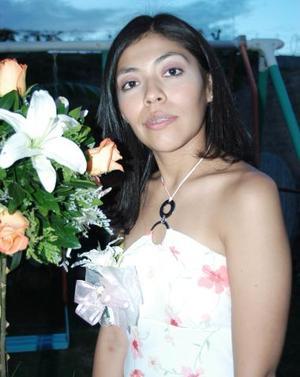 <u><b> 20 de Junio </u> </b><p>    Yiruria Hernández Rivera contraerá matrimonio con Caleb Ramírez Pámanes el próximo 30 de julio.