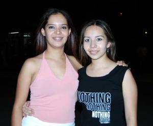 Patty Padilla y América Martínez