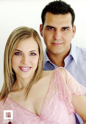 Ana Elisa Lastra Camacho y Ricardo Robles Ramos.