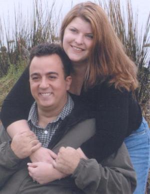 Carlos Donnelly y Tamra Joy St. John.